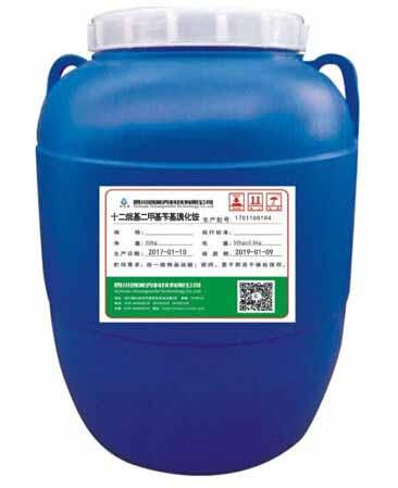 十二烷基二甲基苄基溴化